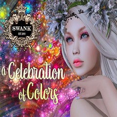 A Celebration of Colors  Event @ Swank