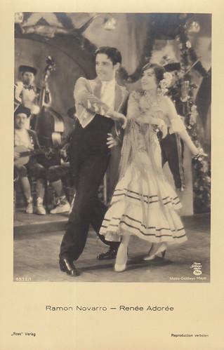Renee Adoree and Ramon Novarro in Call of the Flesh (1930)
