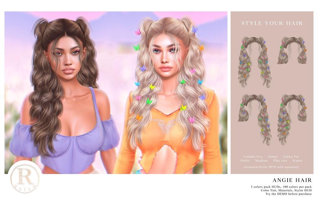 RAMA.SALON - Angie Hair @Equal10