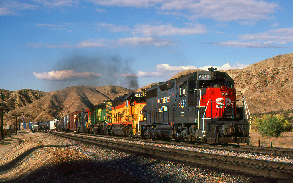 Southern Pacific 6330