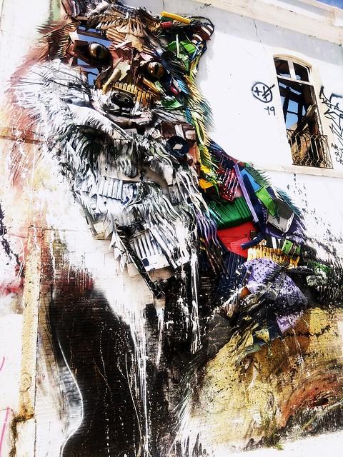 Mural Art - Lisbon