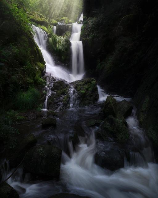 World of Waterfalls
