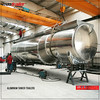 Alüminyum Tanker Trailer Production
