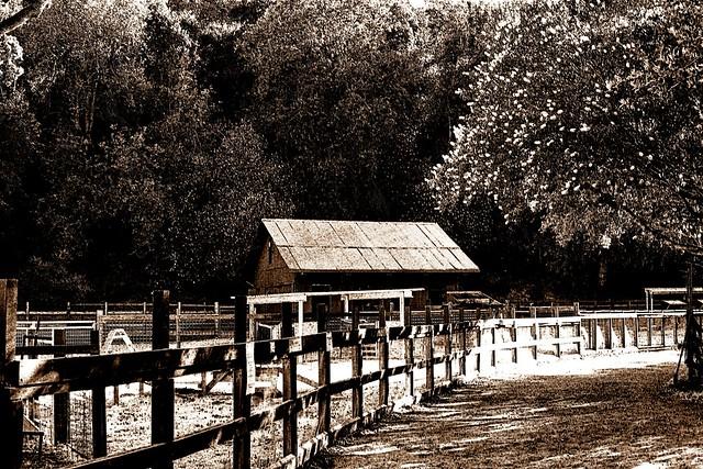 Explored - Rustic charm of Deer Hollow Farm.