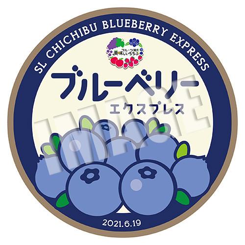 【SLイベント情報】6/19(土)SLちちぶブルーベリーエクスプレス☆車内で秩父ブルーベリーの試食も