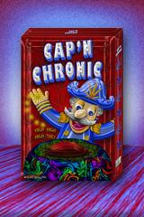 CAP'N CHRONIC The Sticky Ickyest 420