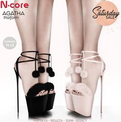 N-core AGATHA Platform @ Saturday SALE