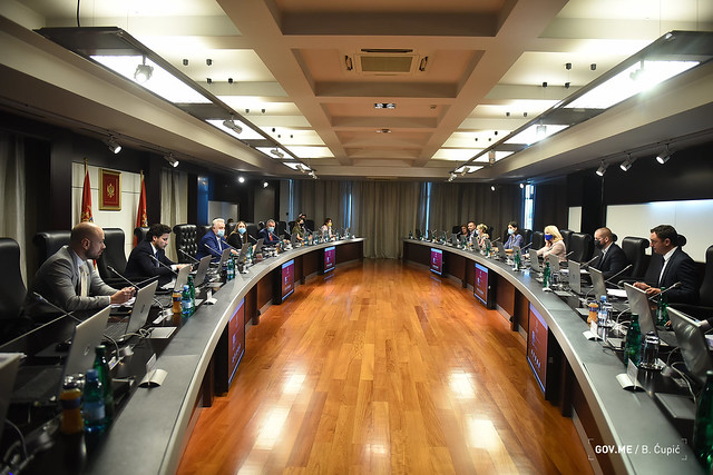 27. sjednica Vlade Crne Gore (11.06.2021.)