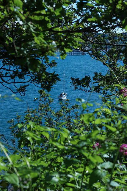 Navigating the Menai Strait