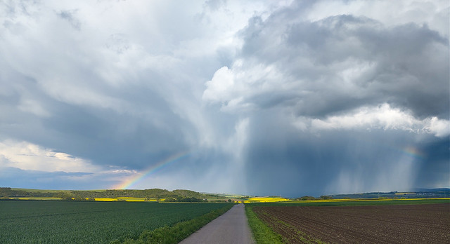 Maifeld Wetter