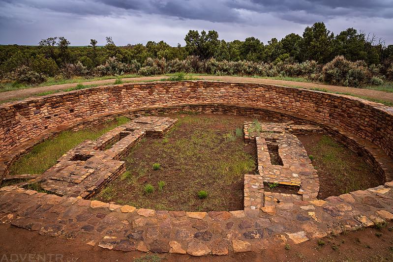 Lowry Pueblo Great Kiva