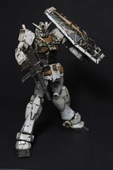 Rx 78-2 Gundam Custom painted.