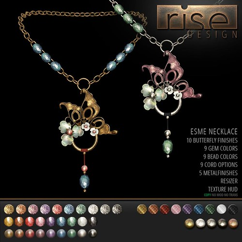 Rise Design Esme Set @ Vintage Fair!