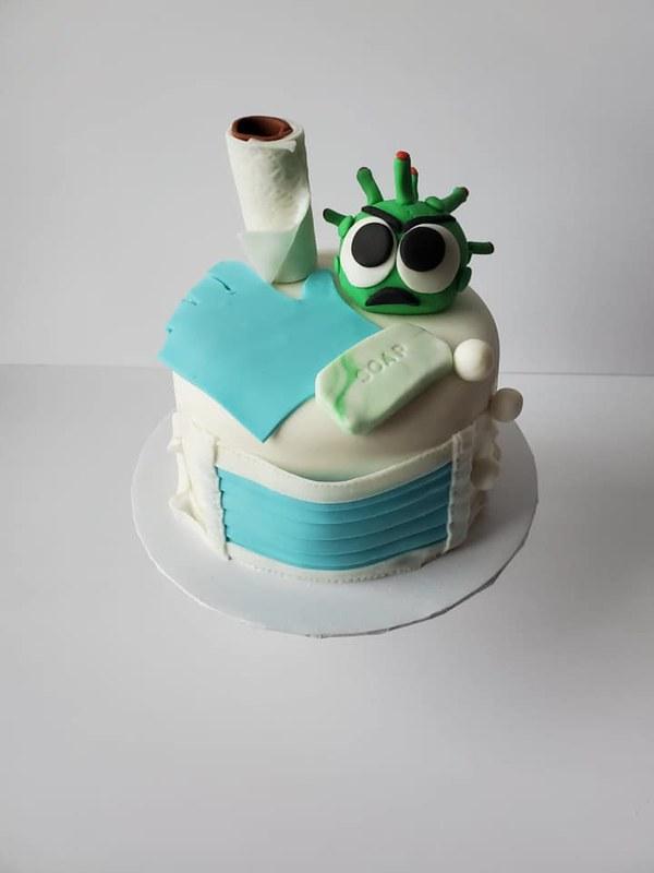 Cake from Kalei Sweets by Deborah