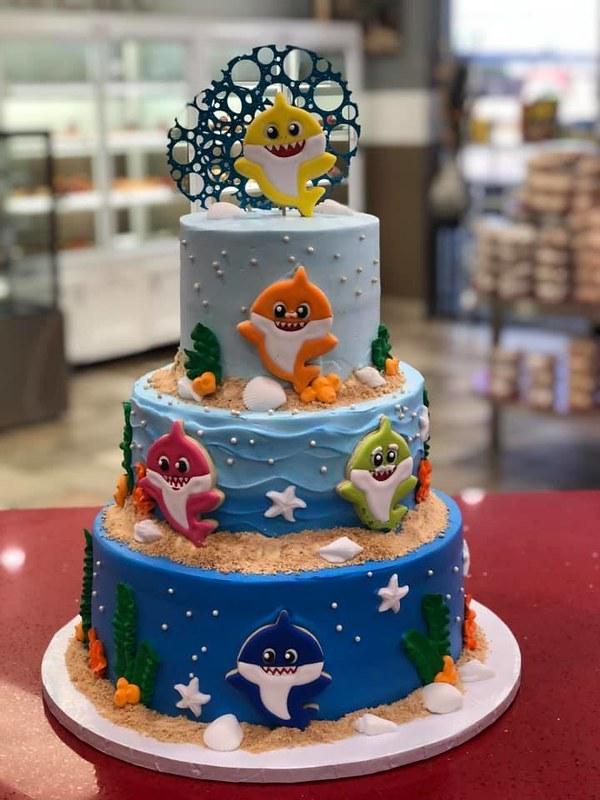Cake by Paris Bakery La Pastelera