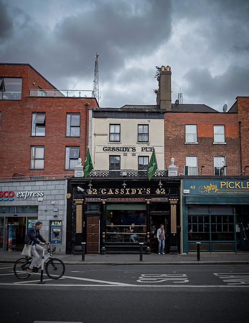Cassidy's - Camden Street