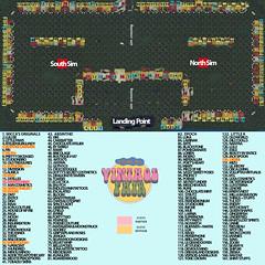 Vintage Fair 2021 Map