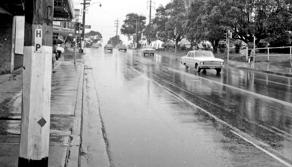 69-12 541 Hornsby, Sydney, Australia 1969