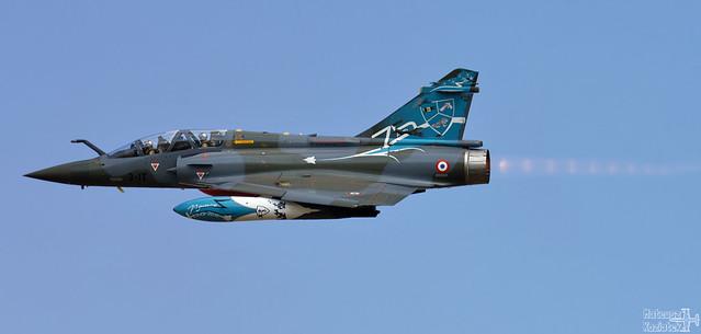 Armée de l'air Dassault Mirage 2000D 3-IT