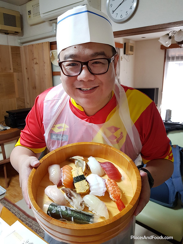 okayama sushi diy