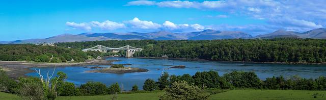 Thomas Telford Suspension Bridge