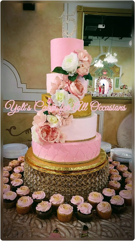 Cake by Yoli's Cakes for all Occasions