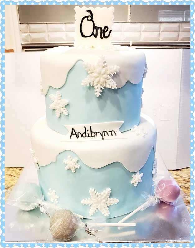 Cake from Sweet Treats by LaQuilla