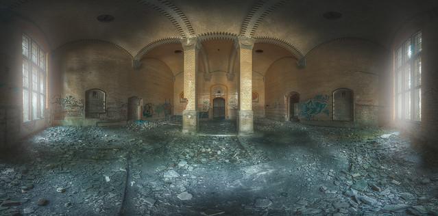the forgotten bathhouse