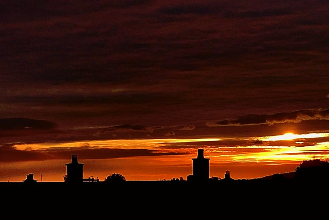 Another urban sunrise