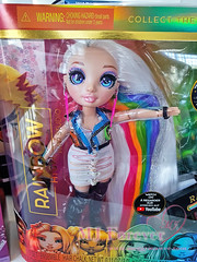 Rainbow High Amaya Raine (White Rainbow #4)
