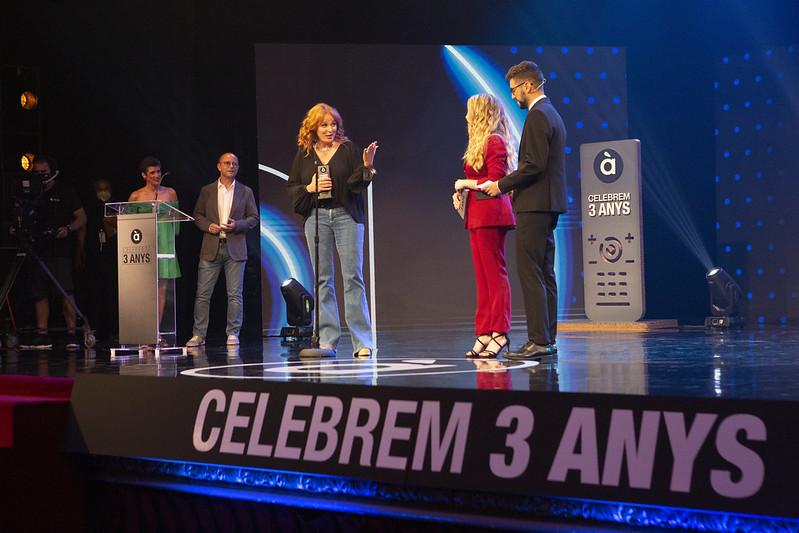 À Punt celebra els 3 anys de la televisió pública