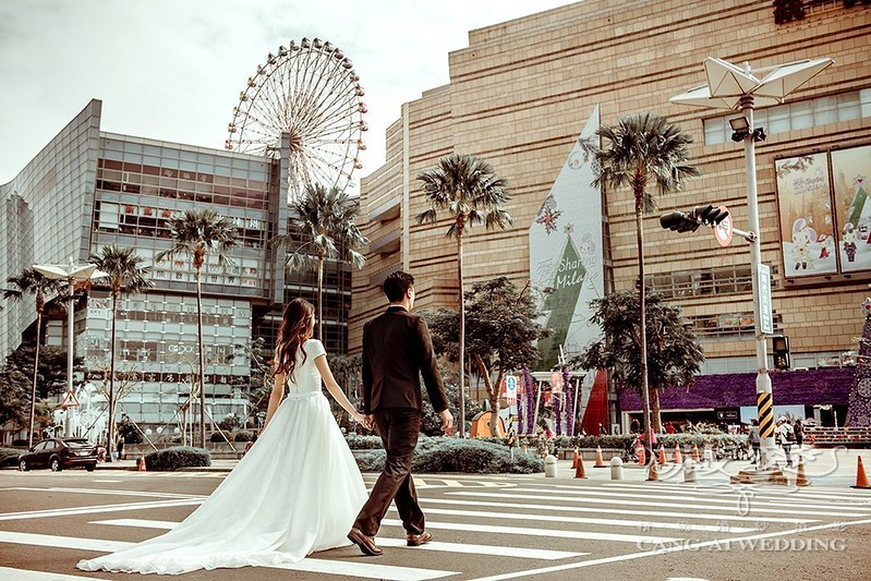 夢時代婚紗照