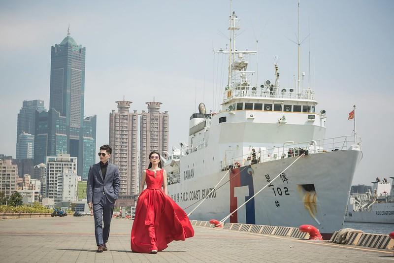 海港婚紗照