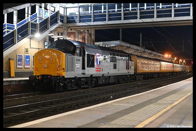 No 9714 & No 37240 10th June 2021 Ipswich