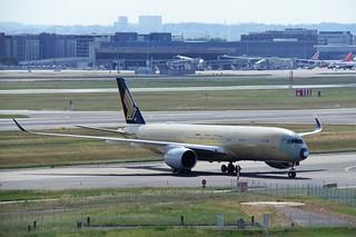A350-941 MSN460 F-WZNY