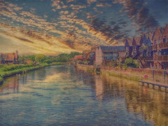 """""""River Arun at Arudel"""""""