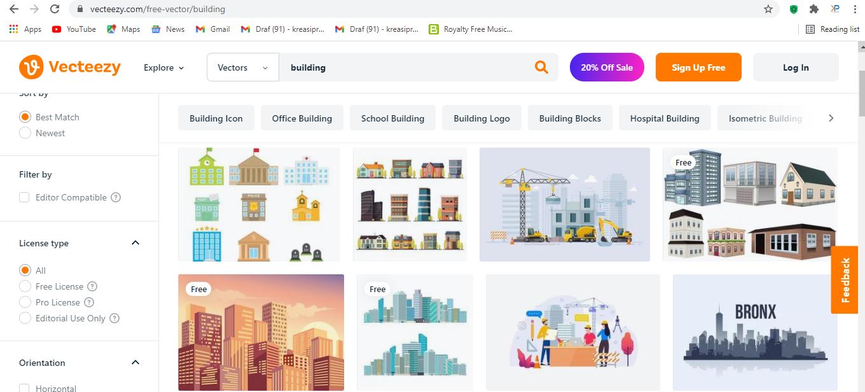 Vecteezy adalah salah satu Website Download Vektor Gratis