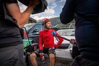 Tour de Suisse 6st stage: Andermatt > Sedrun
