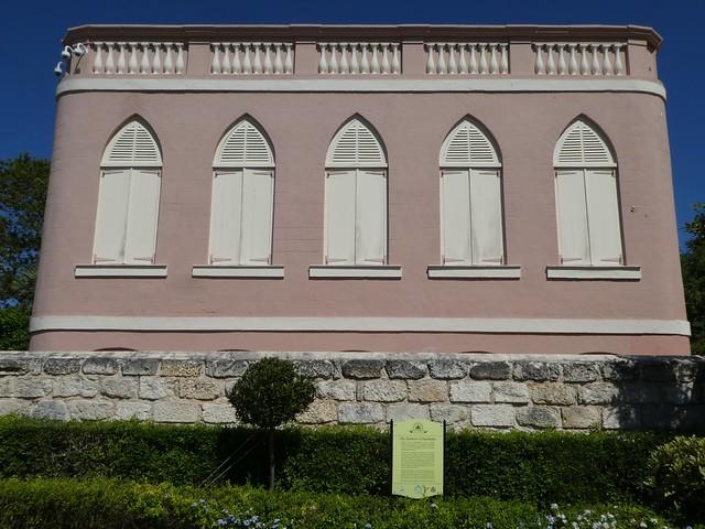 Bridgetown, Barbados - Nidhe Israel Synagogue
