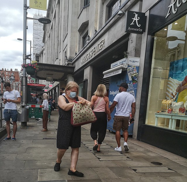 PBWA Kensington and Chelsea - COVID19 diary