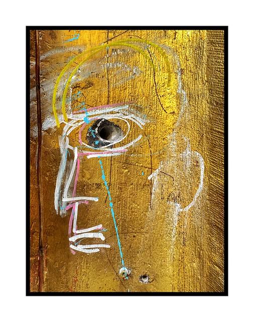 The Golden Face