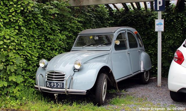 Citroën 2CV AZAM 6 1966