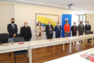 10/06/2021 - Deusto y la Fundación para la Magistratura colaborarán en actividades de formación y divulgación sobre temas de actualidad judicial