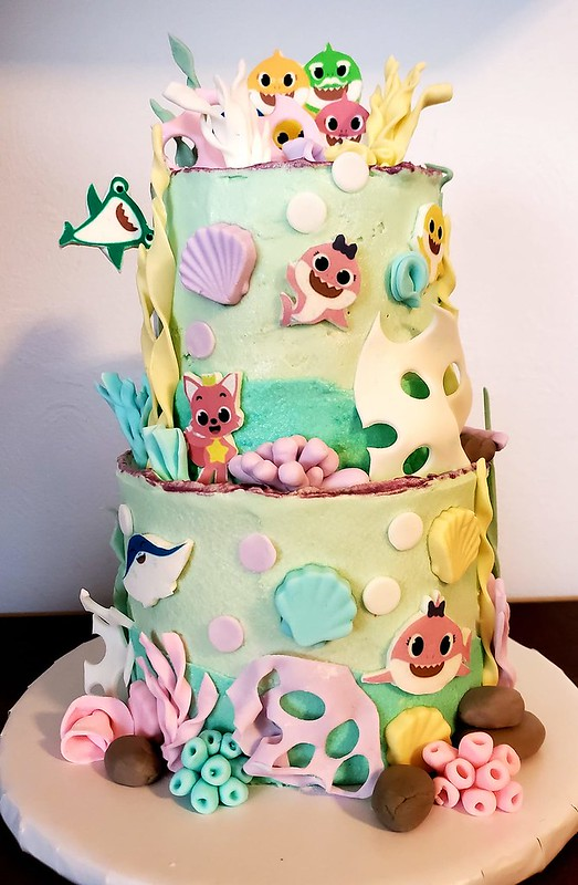 Cake by Mad Baker Sweets