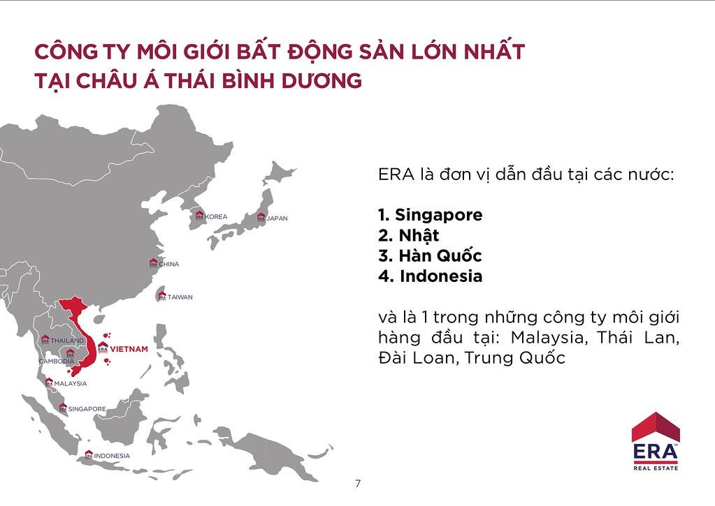 ERA Châu Á Thái Bình Dương