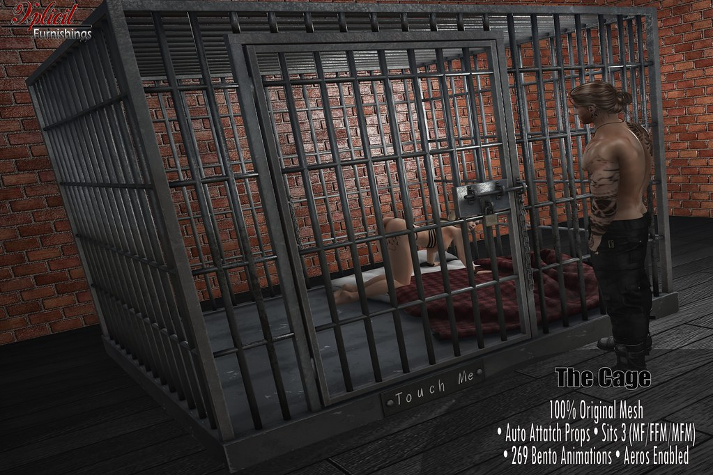 Xplicit's Cage