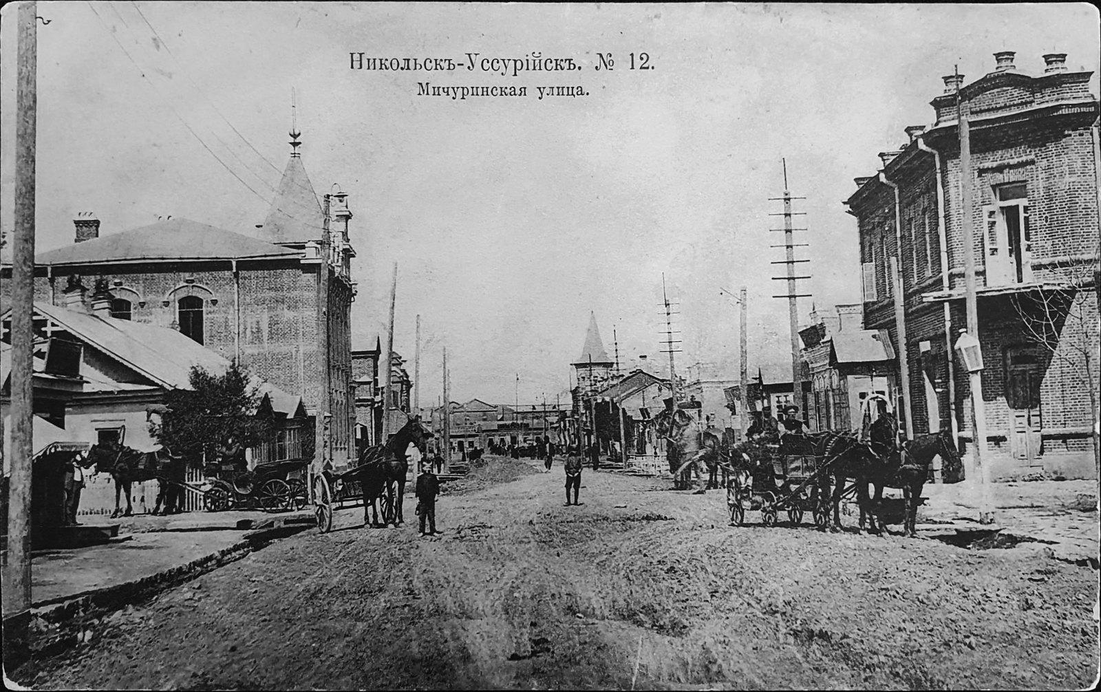Мичуринская улица