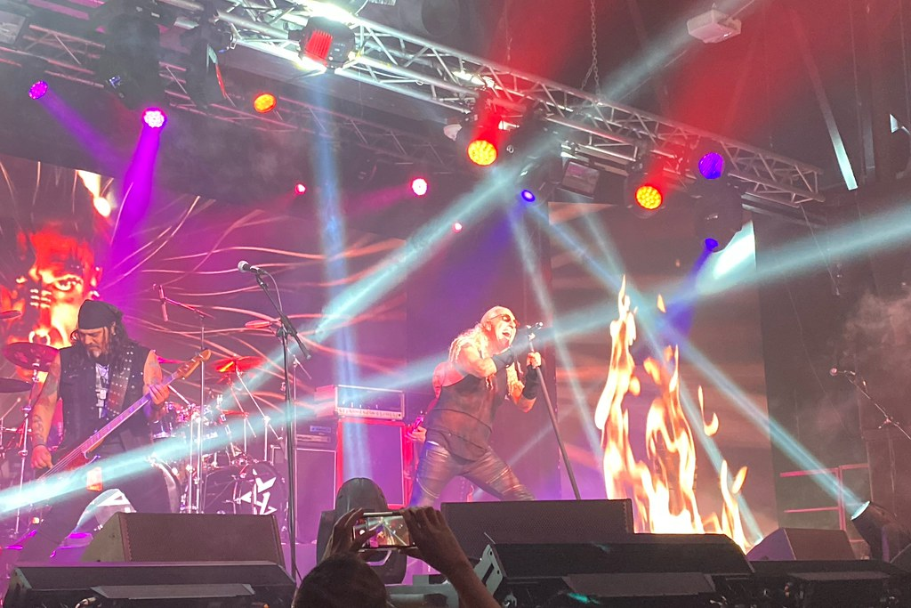 Dee Snider @ Stereo Garden, Patchogue
