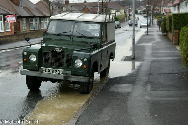Land-Rover Series 3 Hardtop