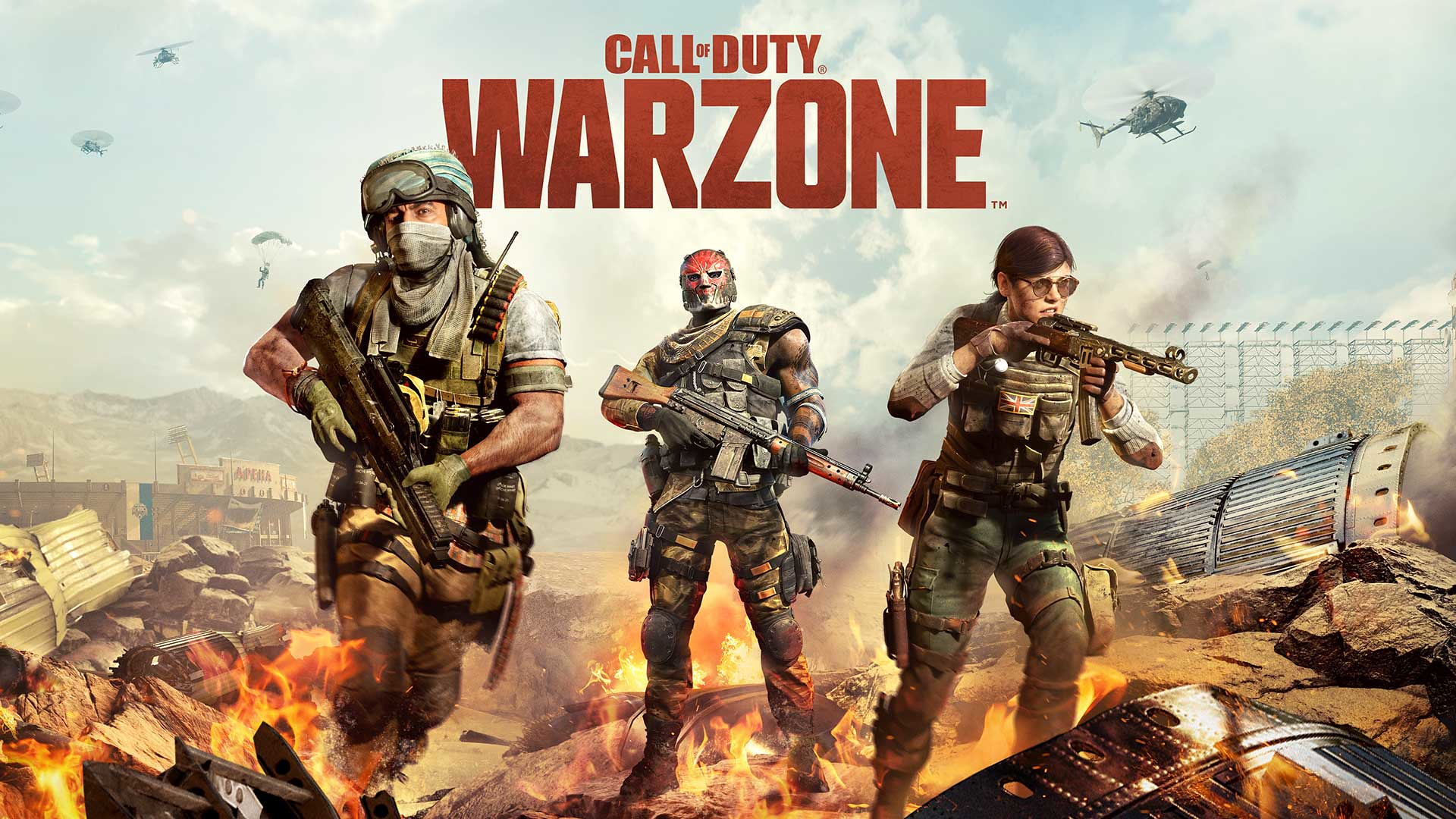 Call of Duty: Black Ops Cold War & Warzone (Season 4)